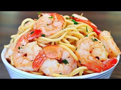 EASY GOOD Shrimp Scampi Recipe - How to make the best Shrimp Scampi