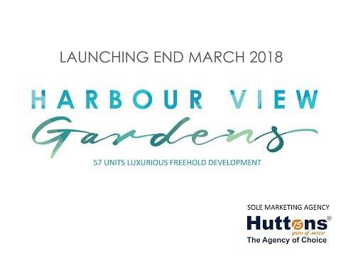 Harbour View Gardens Landscape Architect – Sales Team Hotline 96641681