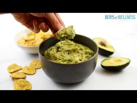 Roasted Cauliflower Guacamole Recipe