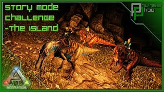 STEALING ICE WYVERN EGGS WITH A THYLA Ark: Survival Evolved