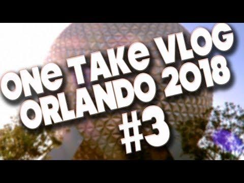 ORLANDO 2018 - MINI VLOG #3 - DISNEY'S BOARDWALK SURREY BIKES