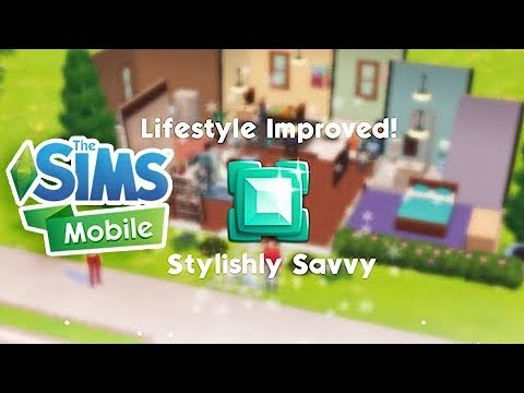 THE SIMS MOBILE TUTORIAL | IMPROVE LIFESTYLE!