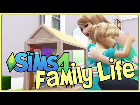 The Sims 4 | Family Life | Part 16 [Cutest Dancers]