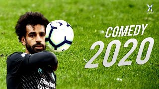 Comedy Football & Funniest Moments 2020 #2