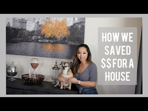 New Home Decor + How We Saved to Buy Our House   VLOG