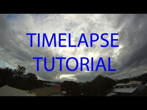 Timelapse Camera Time - How long does it take? - Tutorial