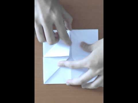 How to make paper puppet (cool)!!