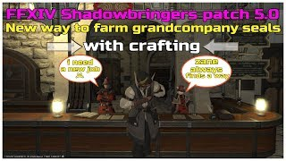 Best way to farm Crystals And clusters in FFXIV - PakVim net