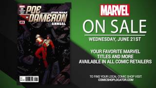 Marvel NOW! Titles for June 21