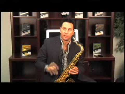 Hear and Play Saxophone: Tongue and Mouth Positioning