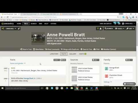 How do I share information between my Ancestry Tree and my FamilySearch Tree? | Free Genealogy  HELP