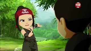 Mini Ninjas Hindi Episode 5 Hogging Like A Bear Watch Hindi