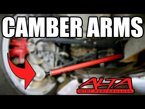 How to Correct Camber after Lowering Your Car
