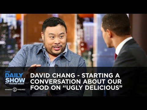 David Chang - Starting a Conversation About Our Food on