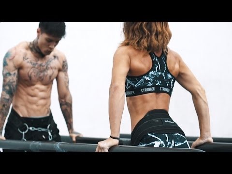 THINK YOU'RE STRONG? WATCH THIS! FULL BODY WORKOUT | THENX