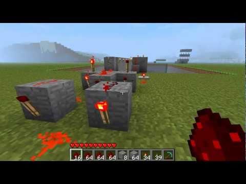 Minecraft - Redstone XOR and XNOR Gates