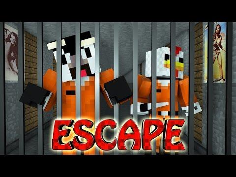 Minecraft | Prison Escape - Episode 1!