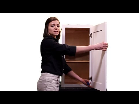 How to Replace Old/Broken European Cup Hinges (Tips from Tiff #3)