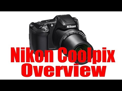 Nikon Coolpix Overview Tutorial