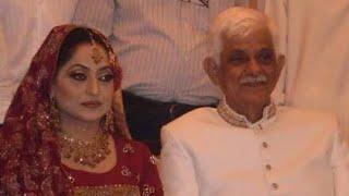 PPP senator Taj Haider 4th marriage with Naheed wassi