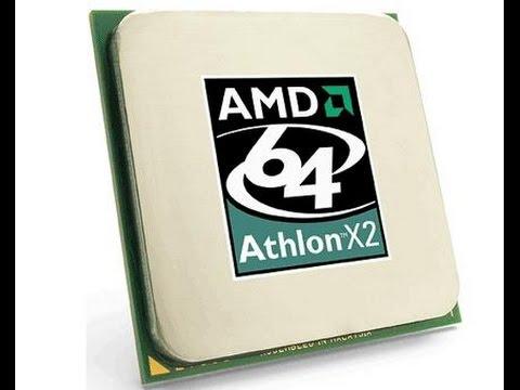 Overclocked AMD Athlon X2 4400+