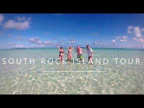 Palau  - South Rock Island Tour (2018)