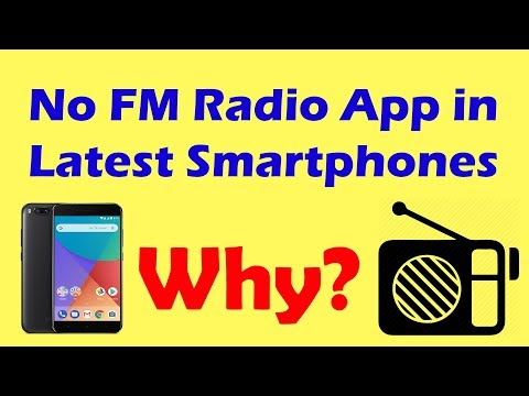 No FM Radio App in Latest Smartphones - WHY ? | Som Tips