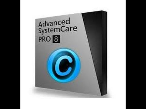 IObit Advanced SystemCare PRO 8.0.3.588 Final Incl. Crack 2015