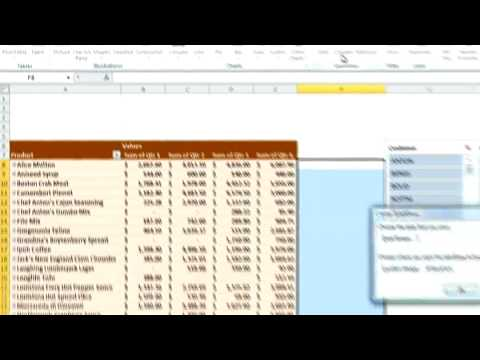 Office 2010 Excel New Features