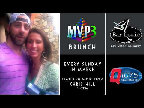 MVP3 Brunch at Bar Louie in Overton Square