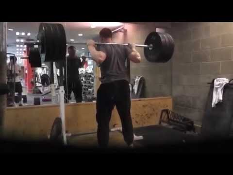 Eoin tries 190 Jerk, David squats 170x5, Clarence0 cleans 215, UL training