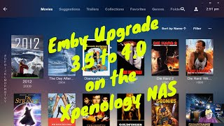 Emby part 2 - Setup libraries & Live TV guide data  - PakVim