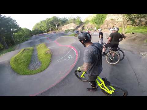 Vlog 63 - Edinburgh Pumptrack Group Ride