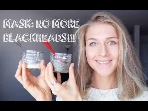 3 BEST MASKS TO GET RID OF BLACKHEADS NATURALLY