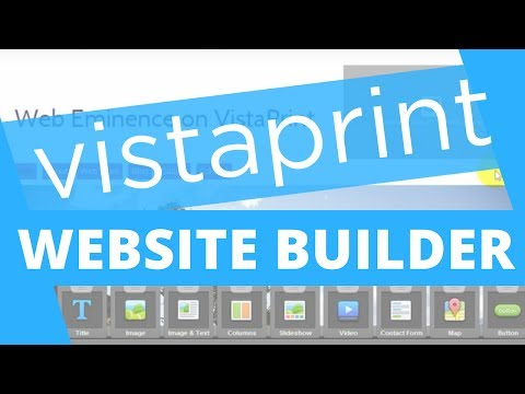 Vistaprint Website Builder REVIEW - Any good? OR Should they stick to business cards?