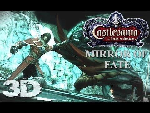 Castlevania LOS Mirror of Fate HD - 3D Review & Gameplay (PC, Tridef Ignition)