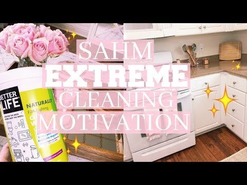 WEEKLY CLEANING ROUTINE 2017   NIGHT TIME CLEANING MOTIVATION OF ENTIRE FIRST FLOOR   Tara Henderson