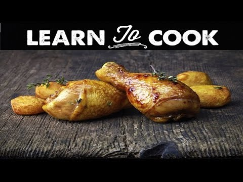 How to Cook Oven Roasted Drumsticks