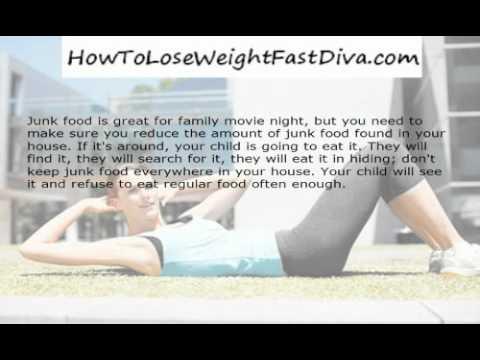 Tips for Preventing Obesity in Children