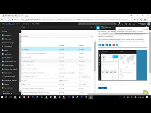 Move Local SQL Server Database to SQL Azure or Move SQL Azure Database to Local SQL Server