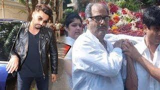 Emotional And Sad Arjun Kapoor Arrives For Sridevi