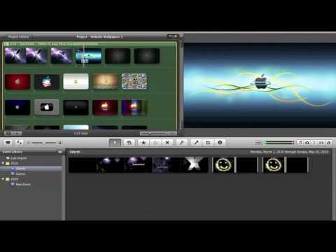 How To Make a Music Video In iMovie!
