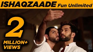 Ishqbaaz   Funny moments behind the screen #screenjournal   Screen Journal