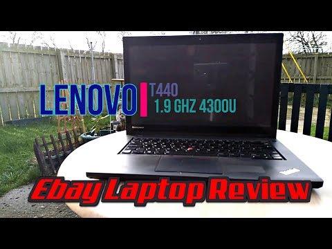 Ebay Laptop Lenovo T440 Review