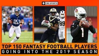 Fantasy Football Rankings Countdown: The Top-150 players | Fantasy Football Today