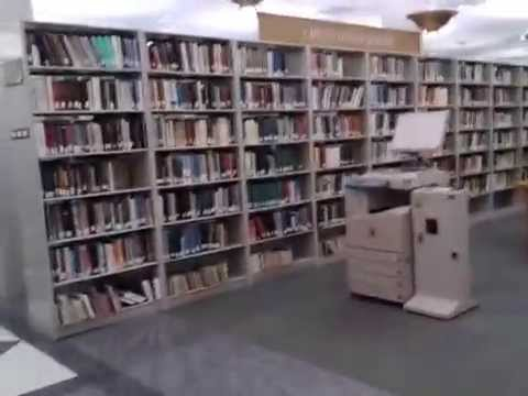 chicago public library - 6th floor (social science and history book collection)