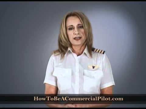 How do I become a Commercial Pilot?