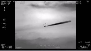 Groundbreaking UFO Video Just Released By Chilean Navy shows expulsion