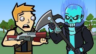 Risky Reels & Eternal Voyager   The Squad (Fortnite Animation)