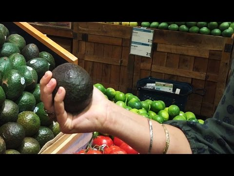 How to pick out ripe fruit